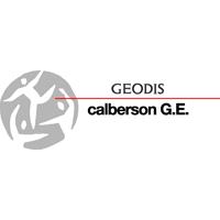 Logo de l'entreprise de transport Geodis Calberson