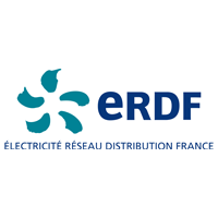 Logo de l'entreprise ERDF - Électricité Réseau Distribution France