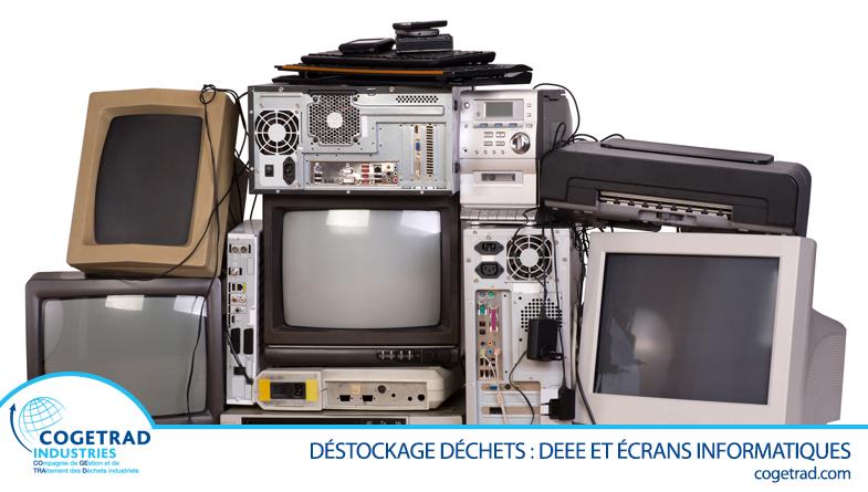 Actualité Cogetrad déchet informatique DEEE
