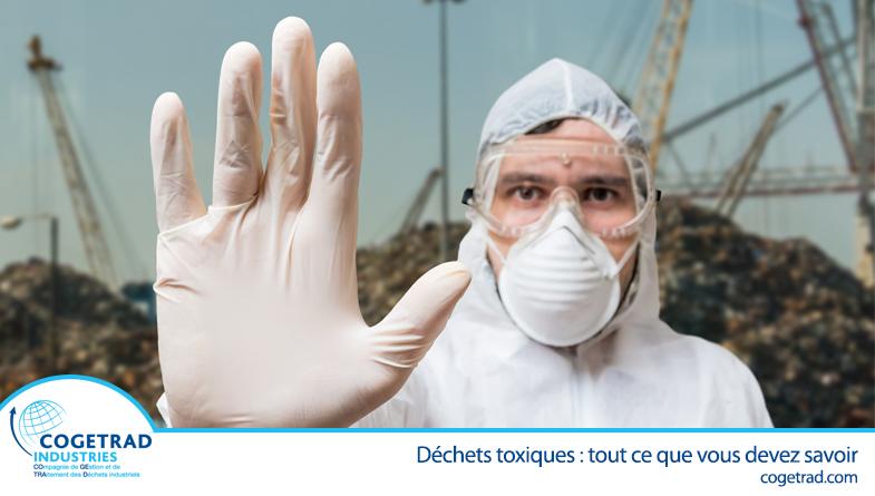 Déchets toxiques actualité diogo