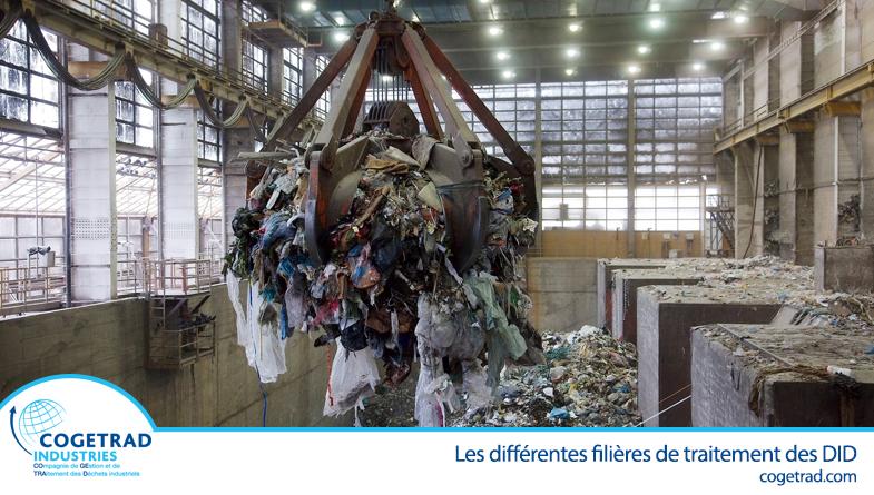 DID filière de traitement des déchets Cogetrad