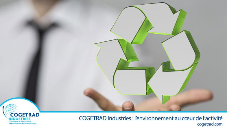COGETRAD Industries recyclage environnement