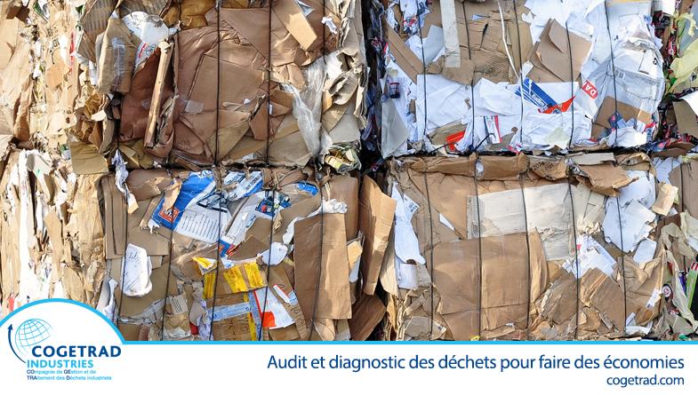 Audit et diagnostic des déchets par COGETRAD