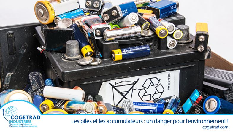 COGETRAD accumulateurs et piles