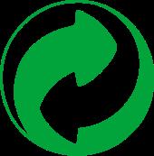 symbole point vert