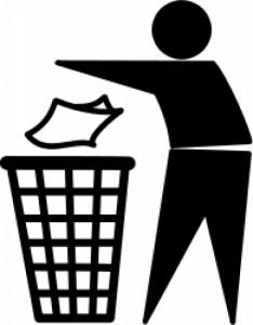 symbole tidy man