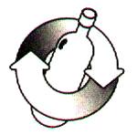 logo recyclage verre