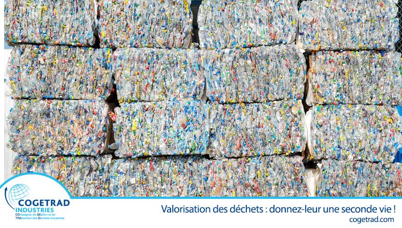 Acutalité valorisation des déchets cogetrad