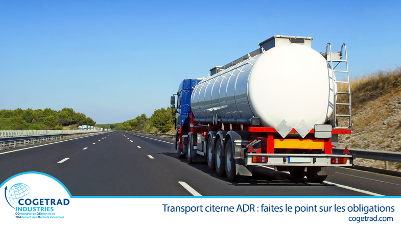 ADR transport citerne DID Cogetrad Industries