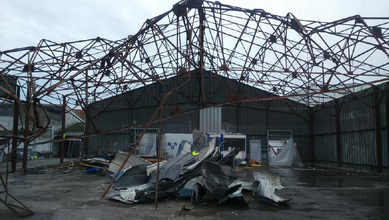 Désamiantage et démolition bâtiments